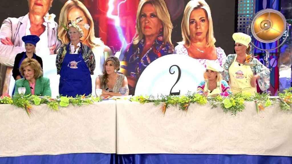 Lucía Dominguín y Cristina Cifuentes ganan la segunda edición de 'La última cena'