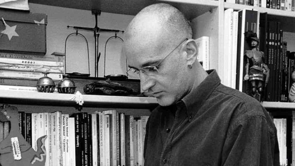 Aro Sáinz de la Maza, novelista catalán premiado en Cuenca
