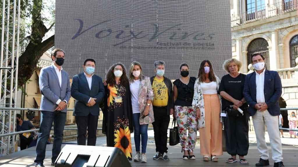 Voix Vives convierte a Toledo en capital internacional de la poesía