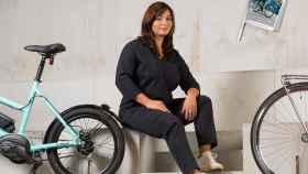 Tamara Winograd, vicepresidenta de marketing de Bosch eBikes.