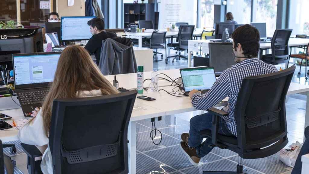 Hasta 35 nuevos emprendedores podrán pasar en la nueva convocatoria ya abierta de La Nave.