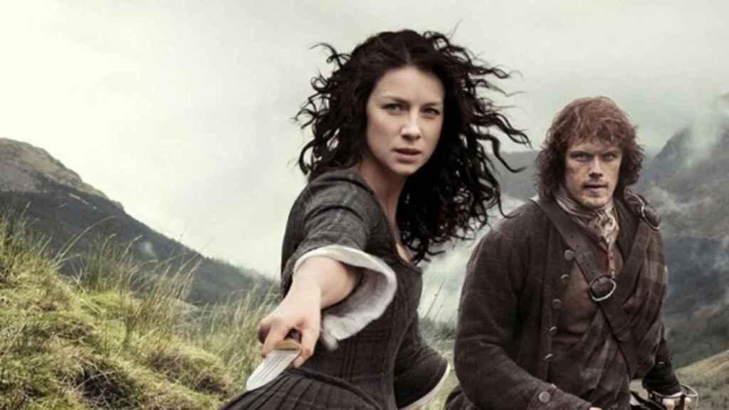 Fotograma de 'Outlander'.