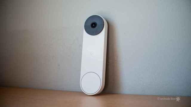 Google Nest Doorbell, el timbre inteligente con un diseño espectacular