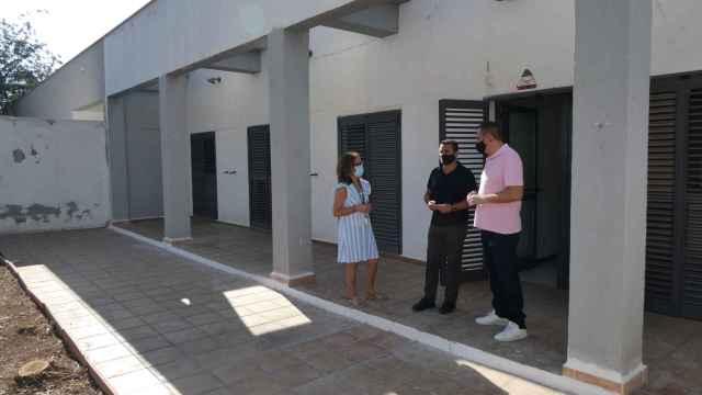 La Nucía convierte las casas de los conserjes en nuevos espacios educativos.