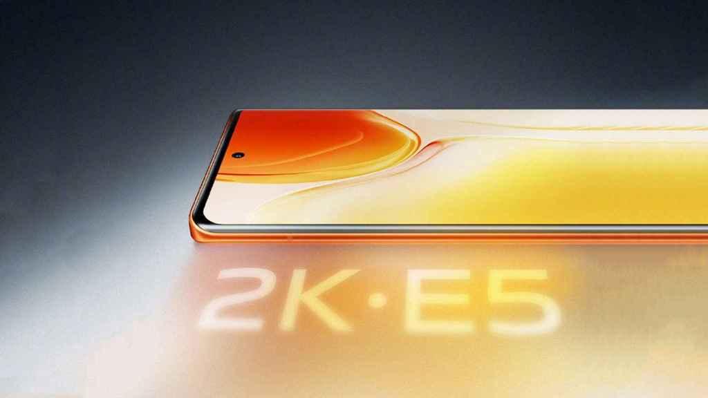 El Vivo X70 Pro contaría con una pantalla 2K