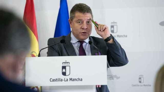 García-Page en una imagen de archivo.