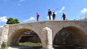 Restaurado un histórico puente de la provincia de Cuenca gracias a la Diputación