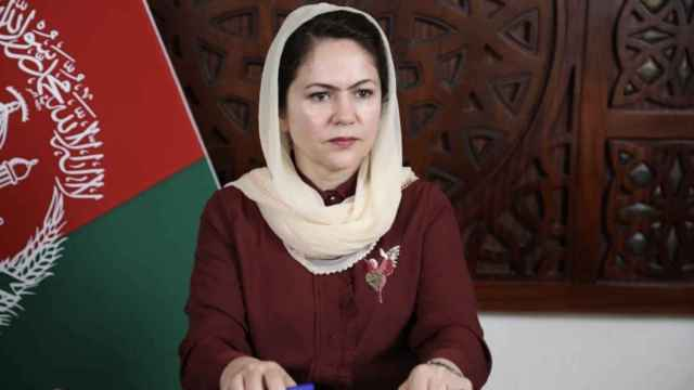 Fawzia Koofi fue la primera mujer vicepresidenta de la Asamblea Nacional de Afganistán.