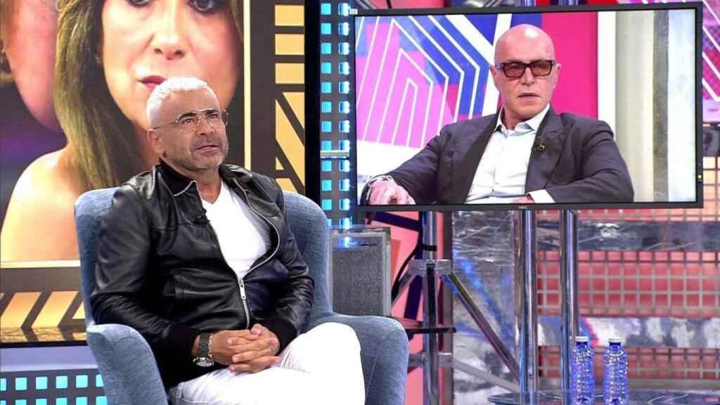 La entrevista a Jorge Javier Vázquez eleva al 'Deluxe' y lidera la noche del viernes