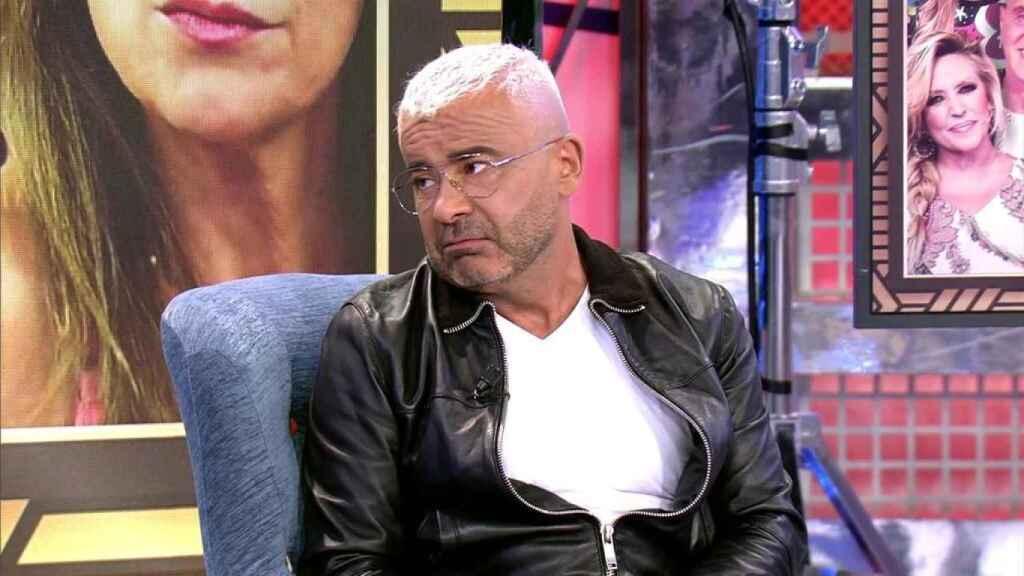 Jorge Javier en 'Viernes Deluxe'