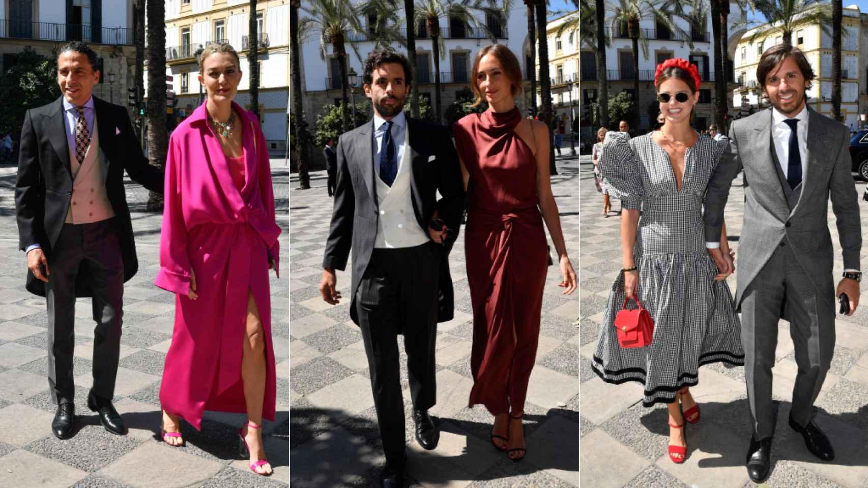 Invitados a la boda de Carlos Cortina y Carla Vega-Penichet.