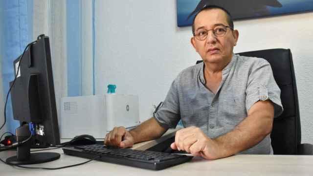Valladolid Angel Aranzana Presidente Ajupareva ENTREVISTA PORTADA
