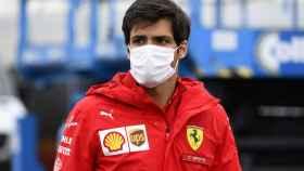 Carlos Sainz en el Gran Premio de Países Bajos