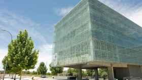 Edificio central del Sescam en Toledo. Imagen de archivo