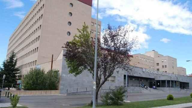 Hospital de Cuenca. Imagen de archivo