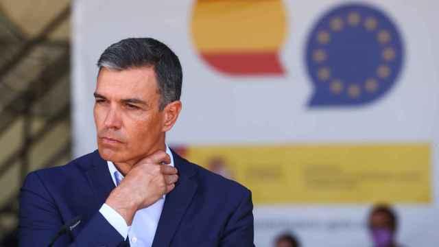 Pedro Sánchez, presidente del Gobierno, en una imagen reciente.