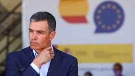 Pedro Sánchez, presidente del Gobierno, en una imagen de archivo.