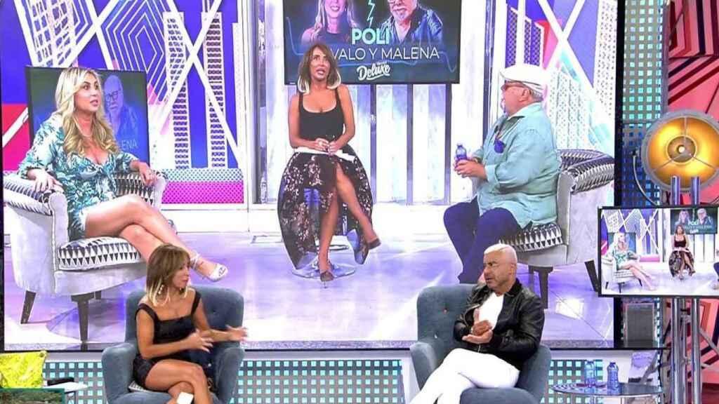 Telecinco vuelve a cambiar al 'Deluxe' de día y regresa a la noche del sábado