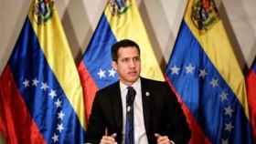 El líder opositor venezolano Juan Guaidó. EP