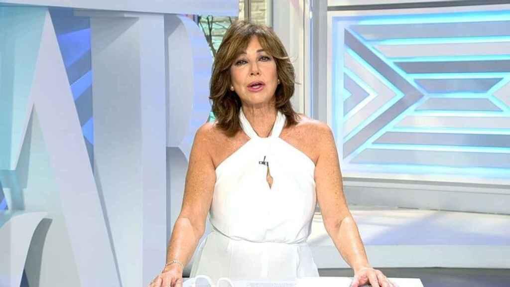 Ana Rosa Quintana se ha reincorporado este lunes 6 de septiembre en 'El programa de AR'.