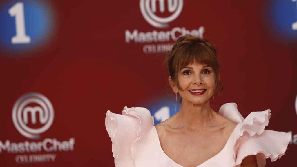 Victoria Abril es una de las concursantes de la sexta edición de 'MasterChef Celebrity'.