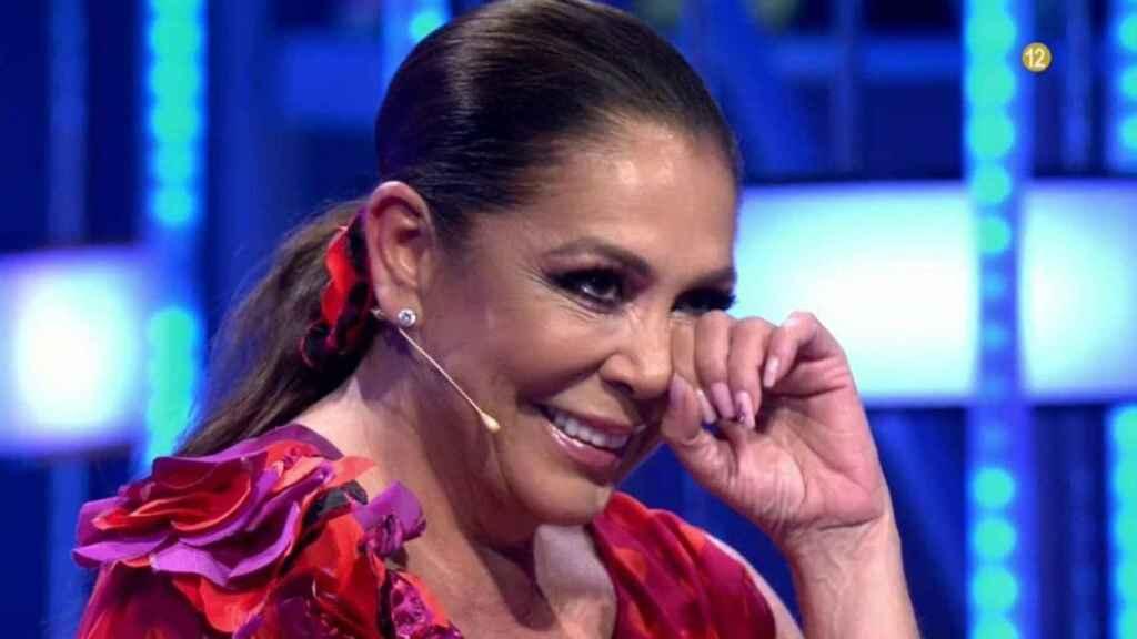 Telecinco apenas ha promocionado la visita de Isabel Pantoja a 'Volverte a ver'.