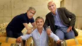 Tr3smano, el proyecto de tres amigos bodegueros.