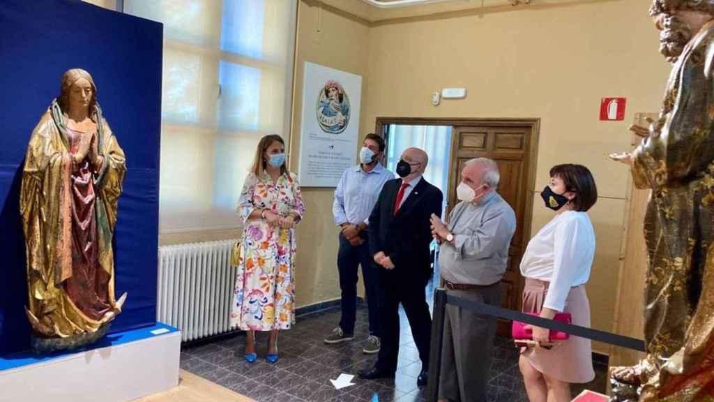 Exposición 800 años de Luz y Esperanza en Alcaraz
