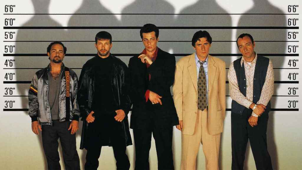 'Usual suspects'.