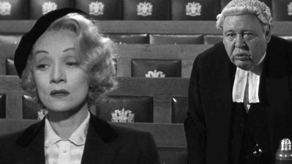 'Witness for the prosecution'.