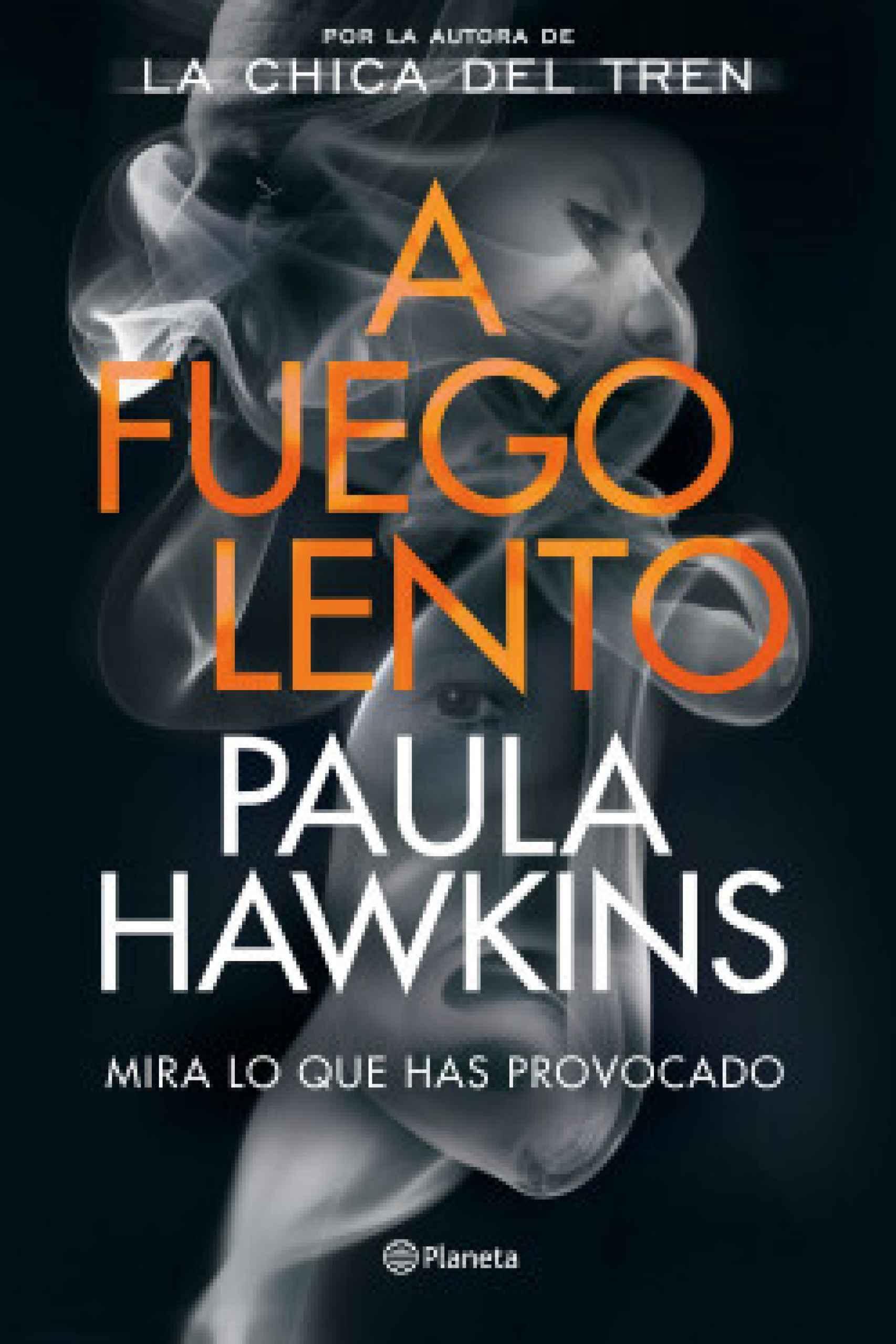 A fuego lento (Paula Hawkins)