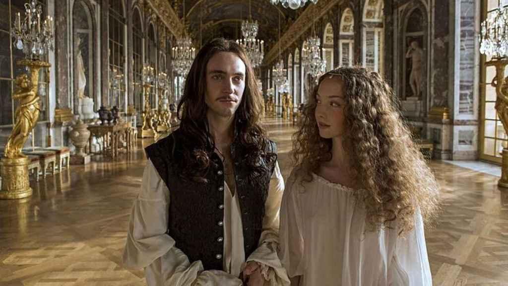 'Versailles'.