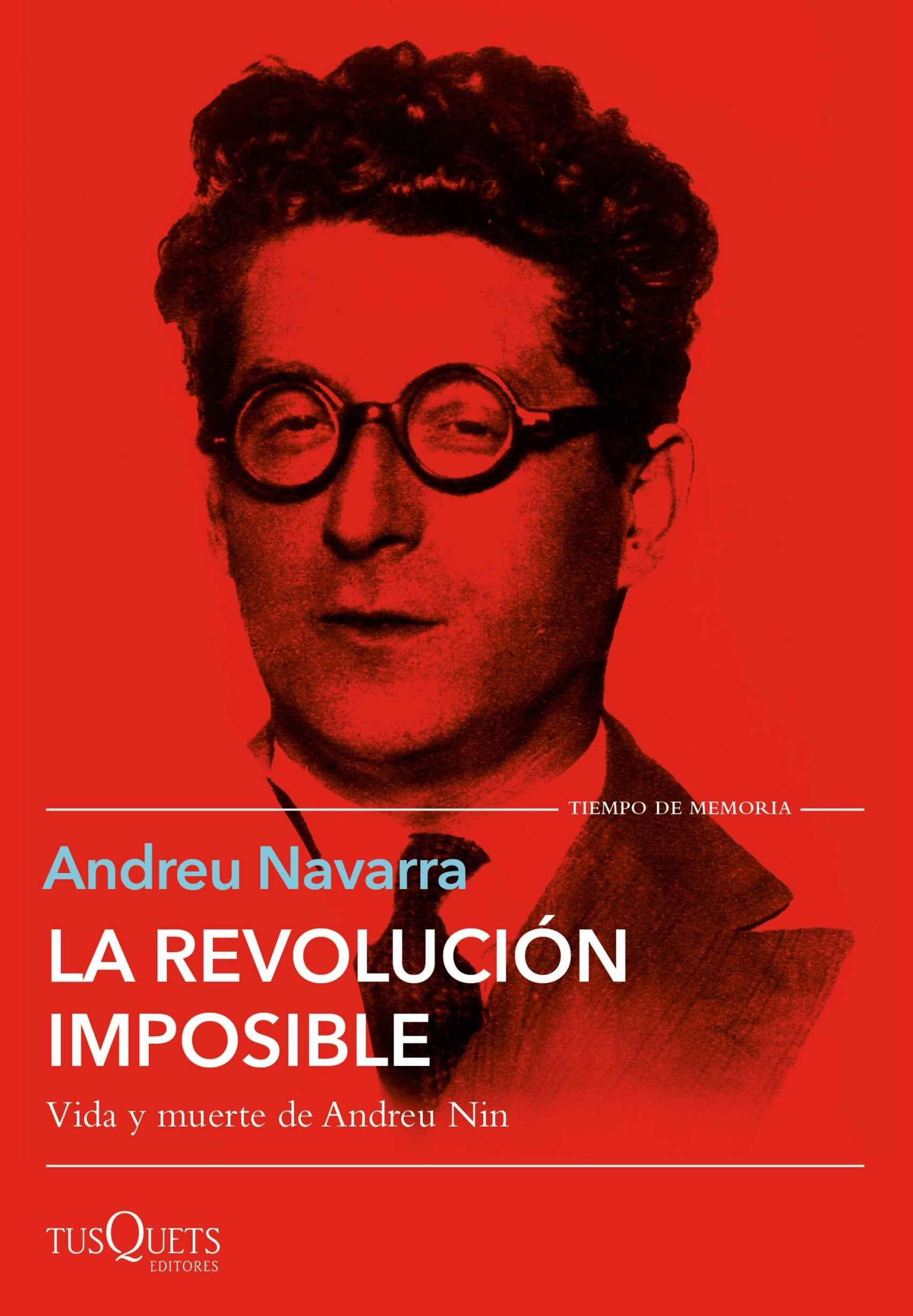 Portada de 'La revolución imposible'.