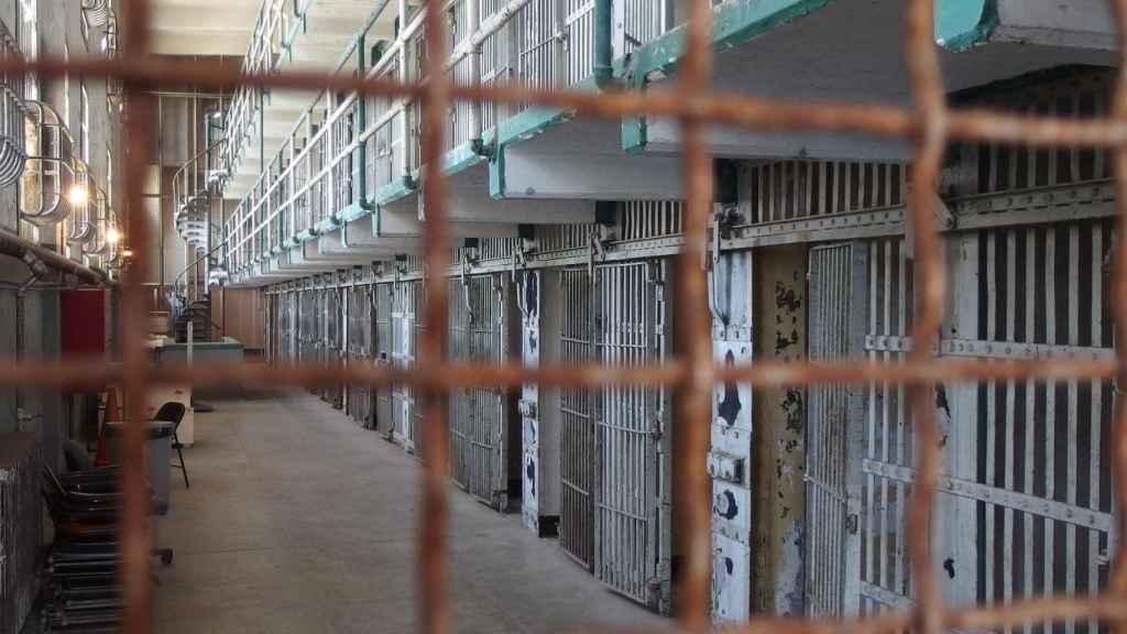 Imagen de una cárcel antigua.