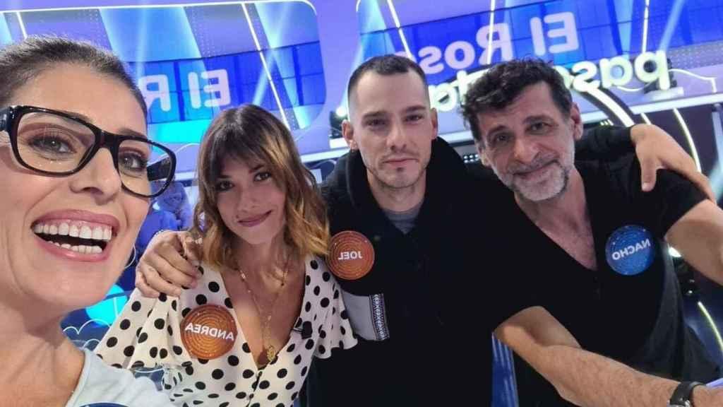 'Pasapalabra': Quiénes son los invitados de hoy Joel Bosqued, Neus Sanz, Andrea del Río y Nacho Fresneda