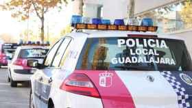Pillados dos ladrones intentando robar en un restaurante de Guadalajara