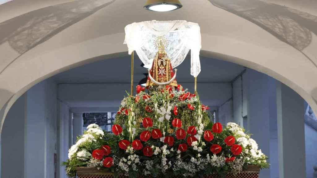 La Virgen de Los Llanos