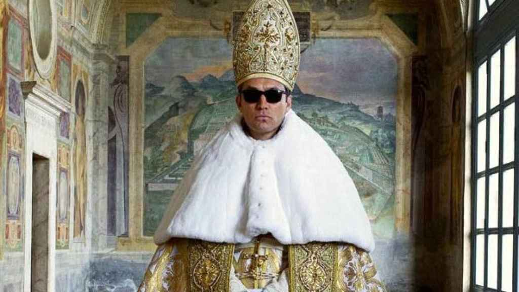 'The Young Pope'.