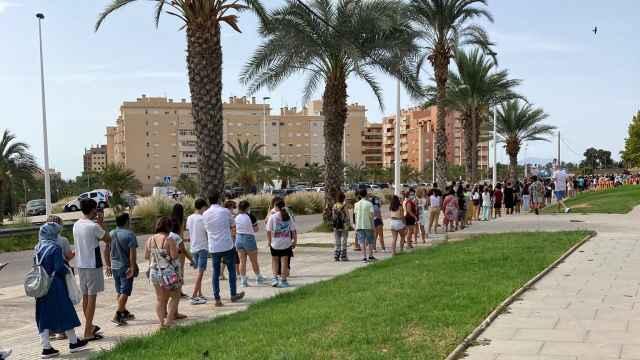 La Comunidad Valenciana supera los 4 millones de vacunados tras el arreón de los rezagados