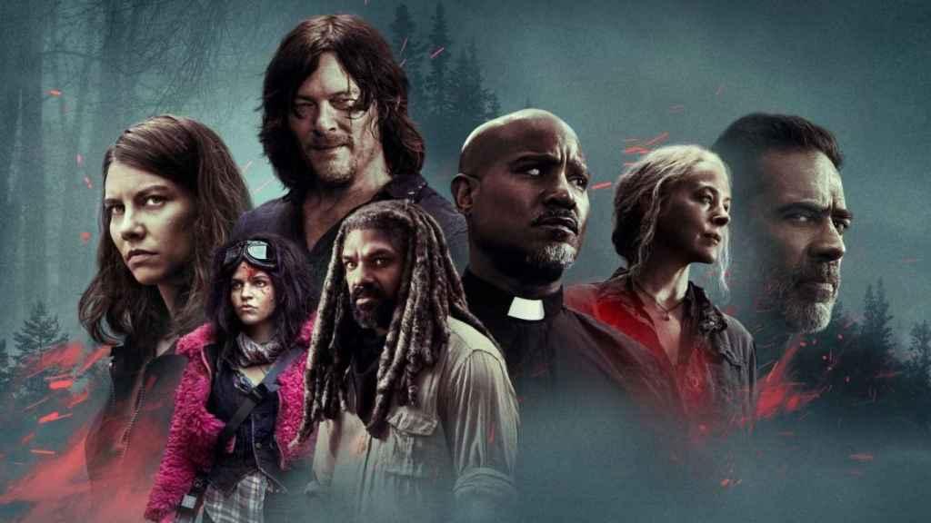 El dato de audiencia de 'The Walking Dead' que demuestra cómo la TV de pago depende del diferido