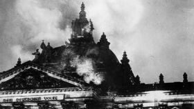 El incendio que cambió la historia de Alemania y liberó a 'Los demonios del Reich'