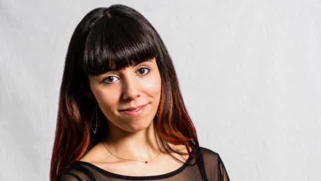 La escritora Sara Barquinero.