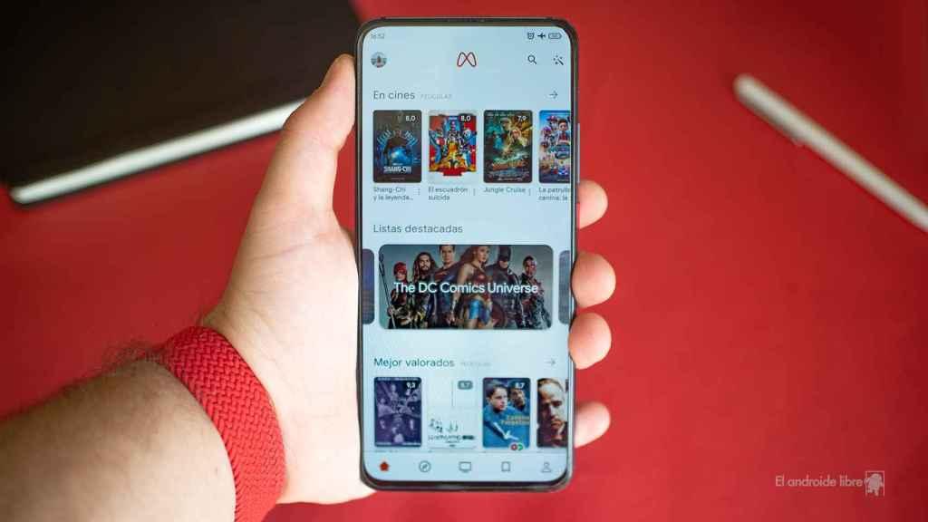 Moviebase, la aplicación para gestionar películas y series que necesitas