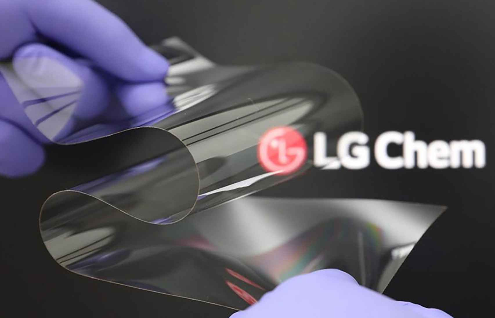 LG Chem and its new flexible protective film