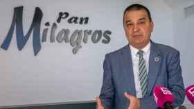 Francisco Martínez Arroyo, consejero de Agricultura, Agua, y Desarrollo Rural. Foto: JCCM