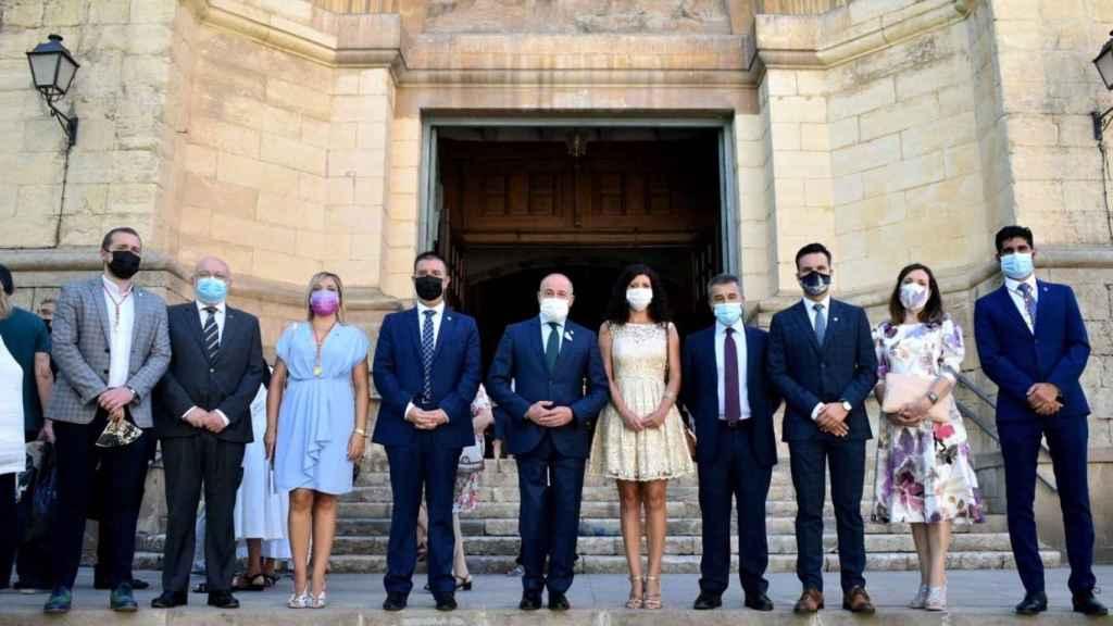 Albacete celebra su día grande sin olvidarse de la pandemia
