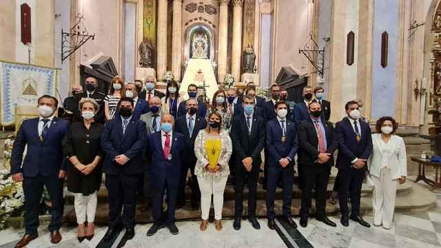 La alcaldesa pide a los talaverano a mantener a la Virgen del Prado viva en nuestros corazones