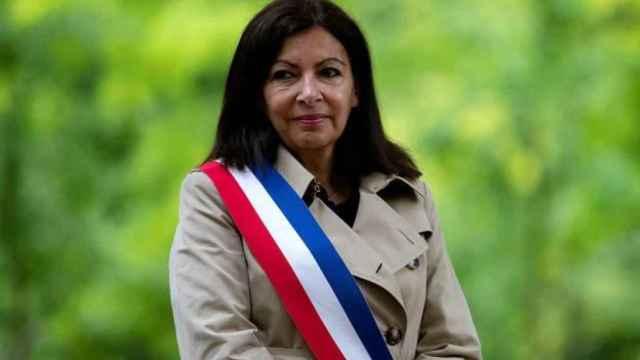 La alcaldesa de París desde 2014, Anne Hidalgo. Efe