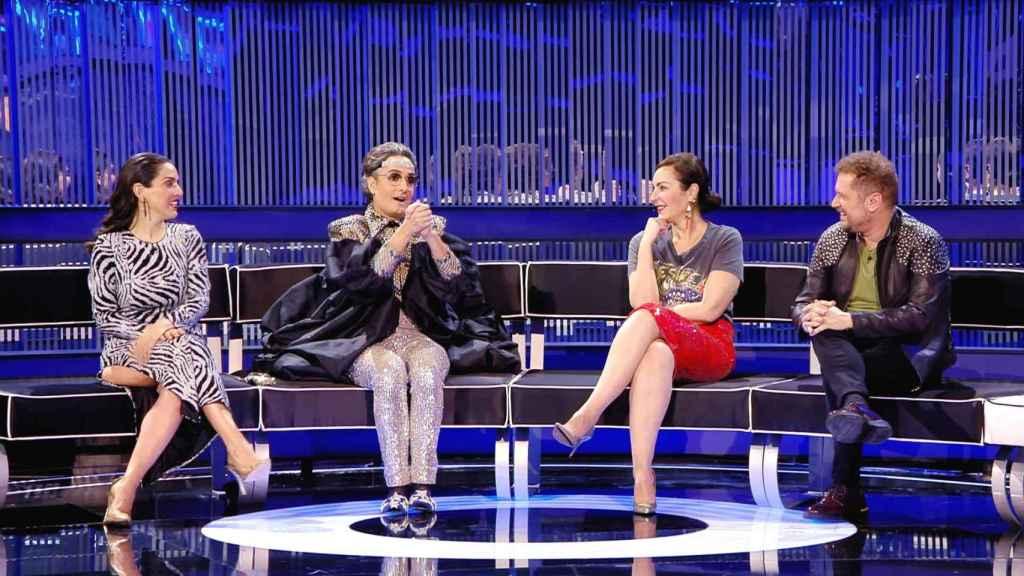 El estreno de 'Veo como cantas' lidera la noche y 'Alta tensión' cae del millón de espectadores