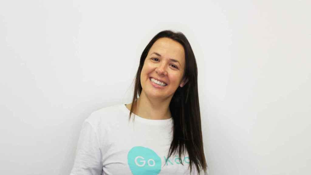 Clara Torrijos es cofundadora y CEO de la startup valenciana GoKoan.